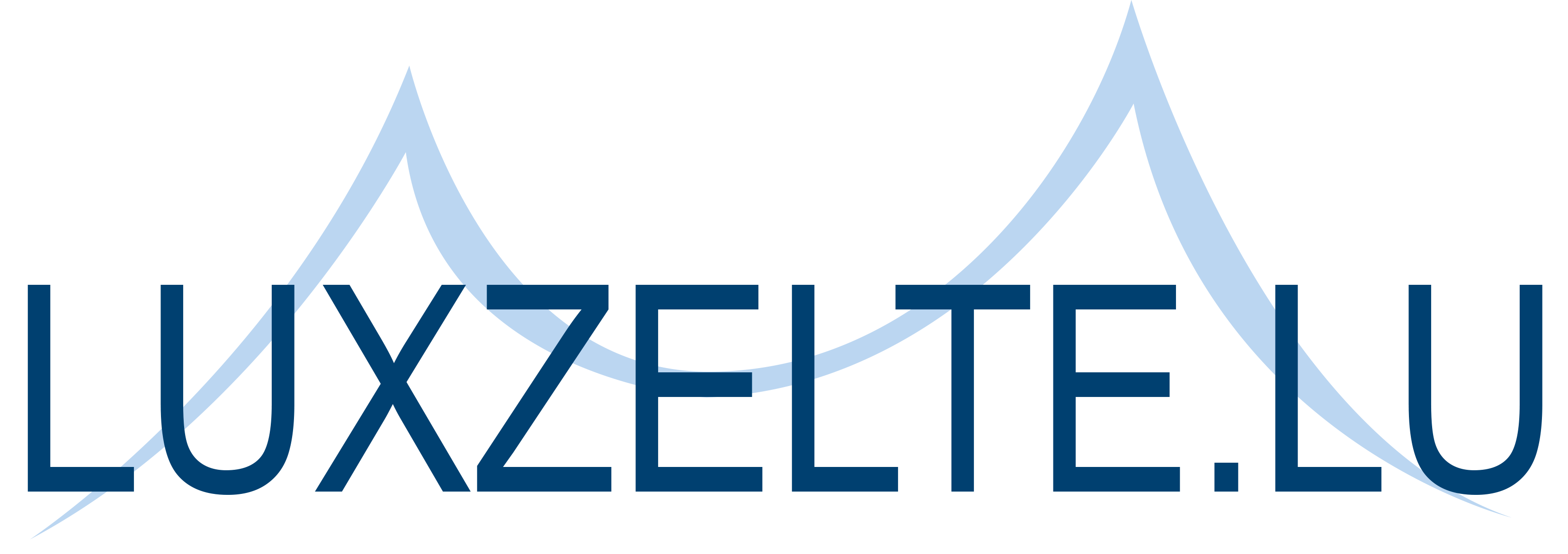 Logo Luxzelte